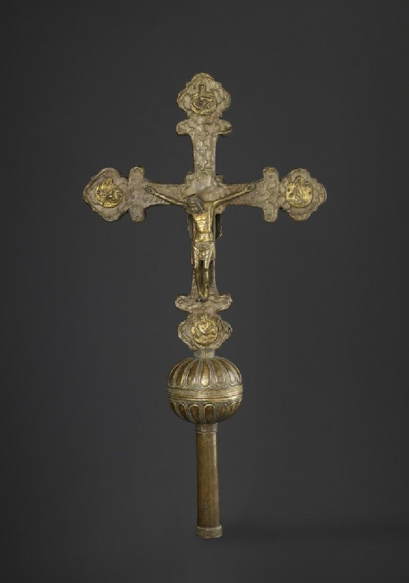 Processional Cross (WA1957.80.15)