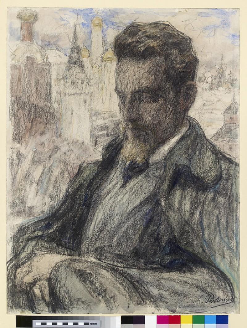 Portrait of Rainer Maria Rilke