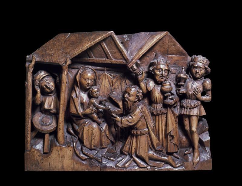 Adoration of the Magi (WA1962.53)