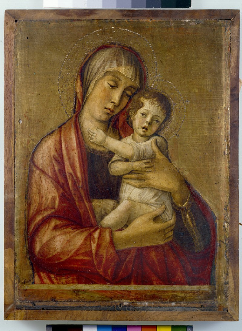 The Virgin and Child (WA1987.26)
