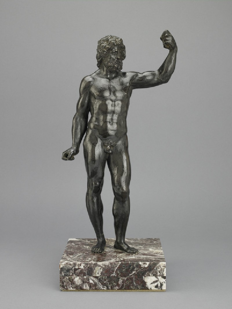 Male figure (Jupiter or Neptune) (WA2003.218)