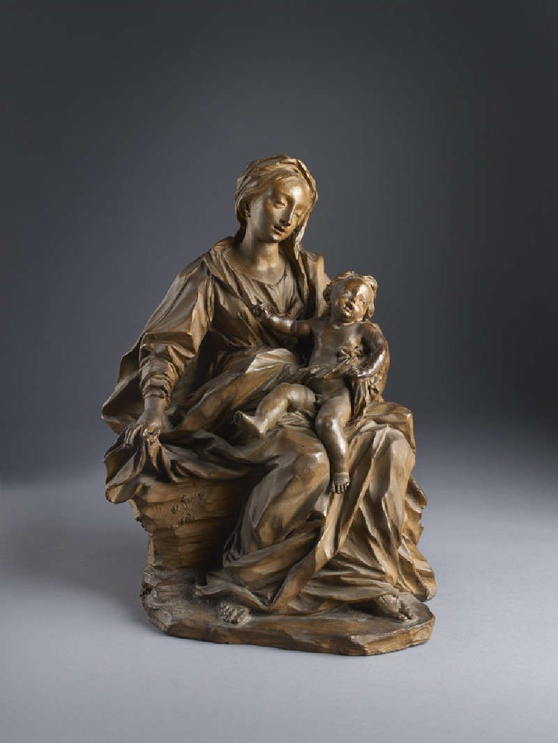 The Virgin and Child (WA2005.186)