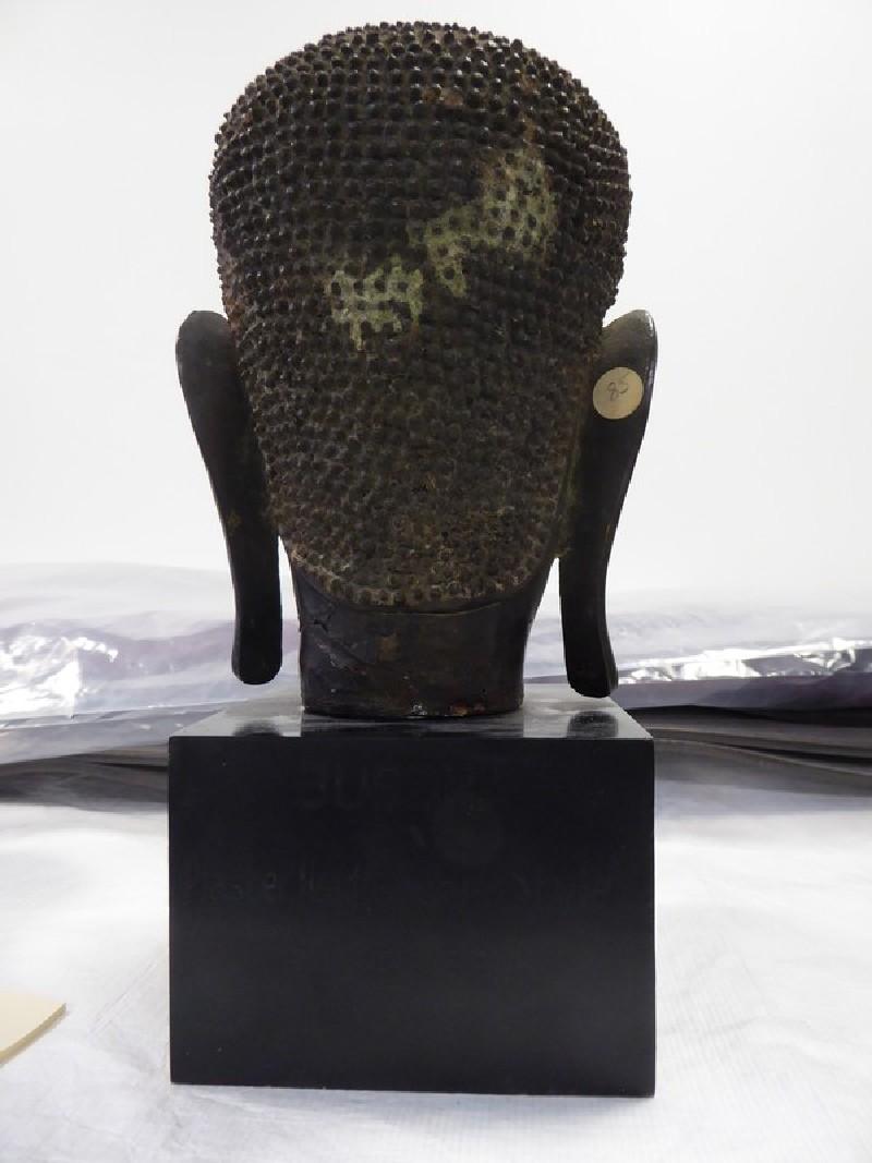 Head of Buddha (EAOS.85, record shot)